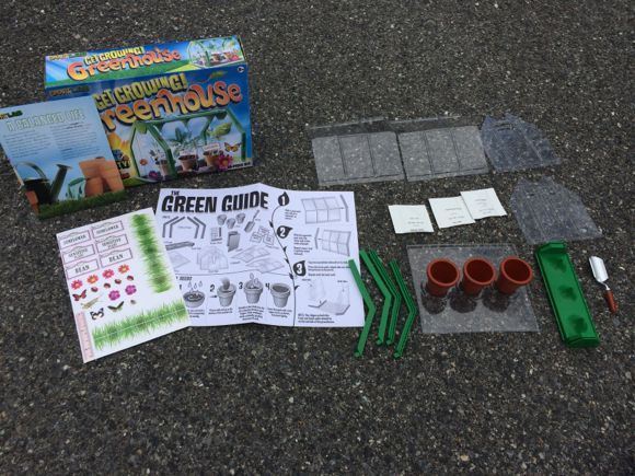 Get Growing Greenhouse Parts