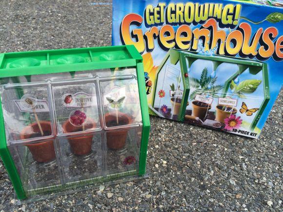 Get Growing Greenhouse