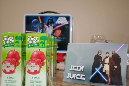 Jedi Juice