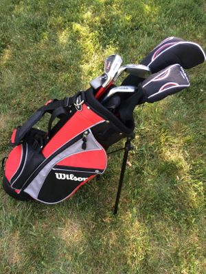 Wilson Junior Golf Clubs