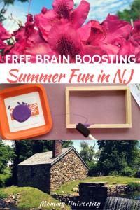 FREE Brain Boosting Summer Fun