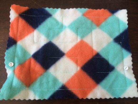 Fabric Maze