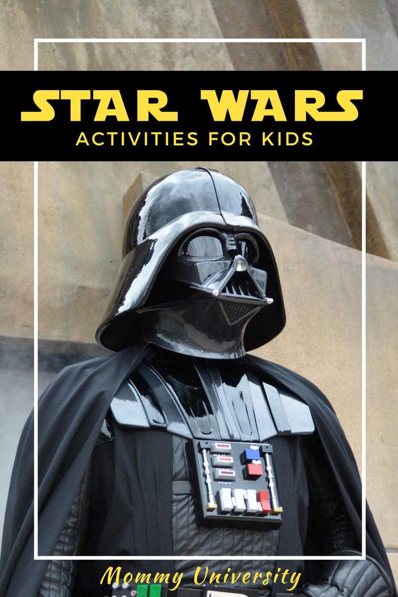 Star Wars Activtiies
