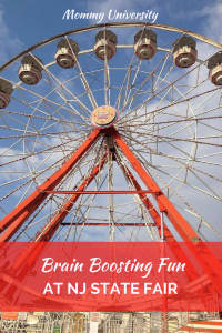 Brain Boosting Fun at NJ State Fair