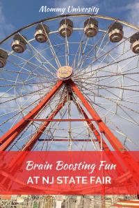 Brain Boosting Fun at NJ State Fair