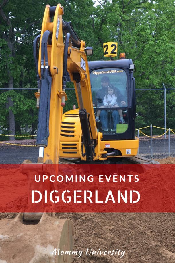 Upcoming Events at Diggerland