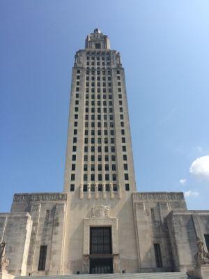 Baton Rouge Capitol Building