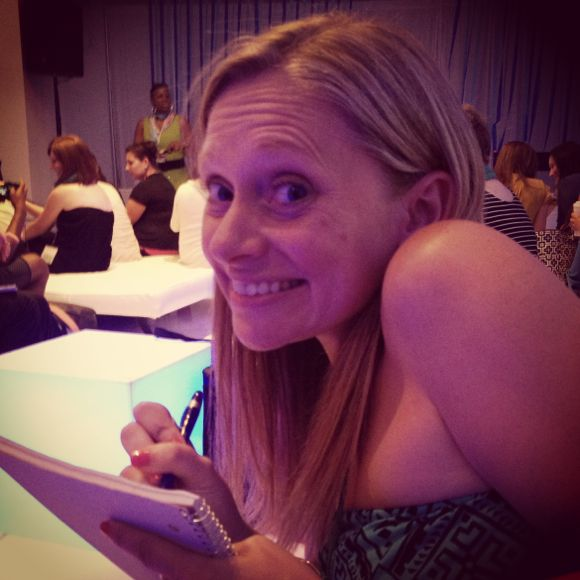 I frequently referred to my notes after I returned home from Sweet Suite and Blogger Bash!