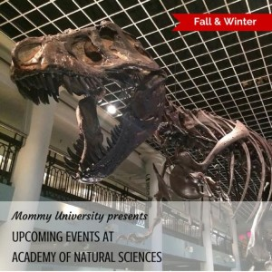 Fall and Winter Events at Academy of Natural Sciences