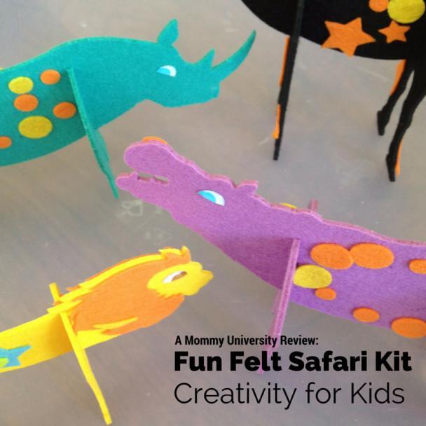 Fun Felt Safari Kit
