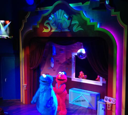 Elmo: The Musical