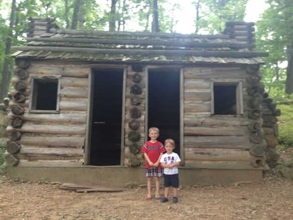 Exploring Morristown National Historical Park allowed my kids to get a firsthand look at the incredible role NJ played in the Revolutionary War!