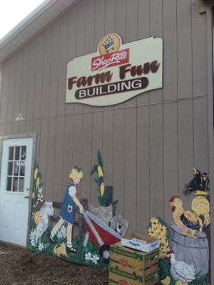 NJ State Fair Farm Fun Building