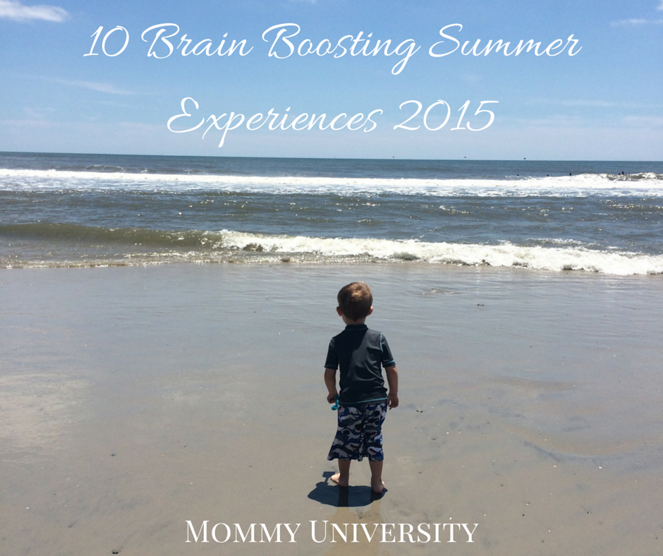 Summer Experiences 2015
