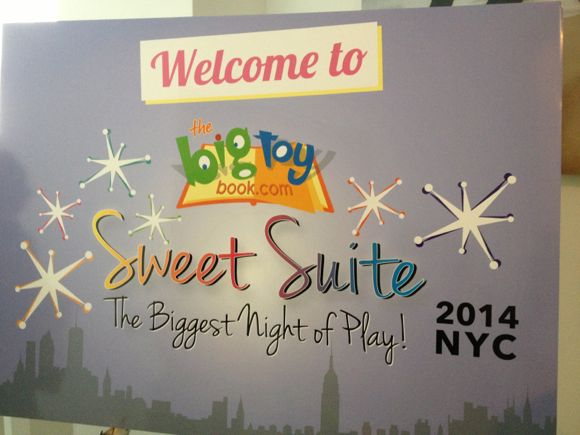 Sweet Suite Sign