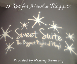 Sweet Suite Tips