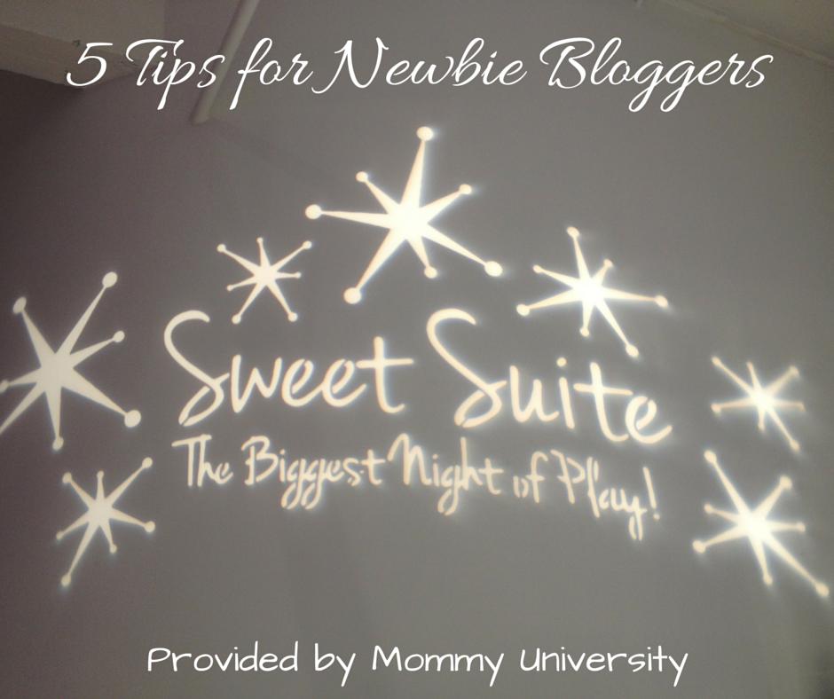 Sweet Suite Tips