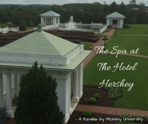 The Spa at The Hotel Hershey