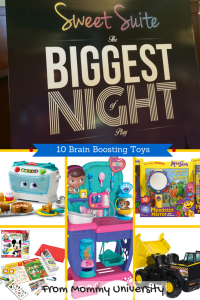 10 Brain Boosting Toys from Sweet Suite