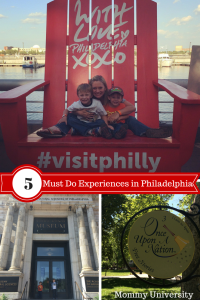 5 Must Do Experiences in Philadelphia