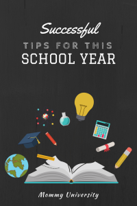 Tips for this School Year