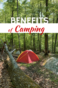 Benefits of Camping