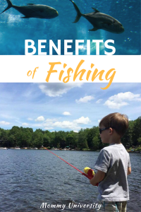 Benefits of Fishing