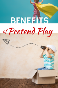 Benefits of Pretend Play