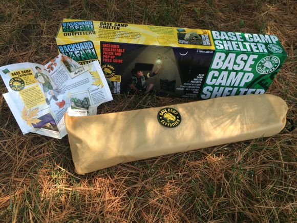 Base Camp Shelter