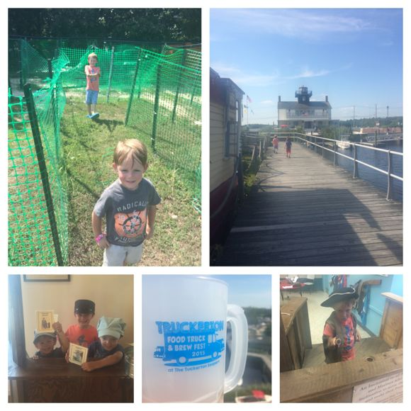 Explore Tuckerton Seaport