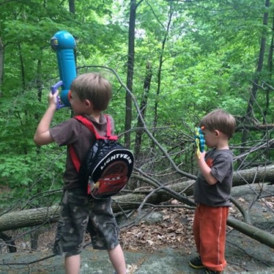 Camping is a great time to explore nature and learn various scientific concepts!