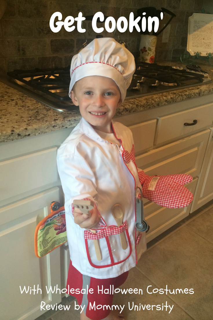 get cookin costume review 3