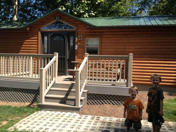 Hershey Cabin