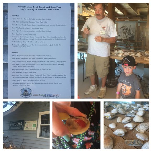 Parson's Clam House Programs