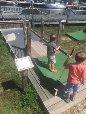 Tuckerton Seaport Mini Golf
