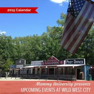 Wild West City Upcoming Events