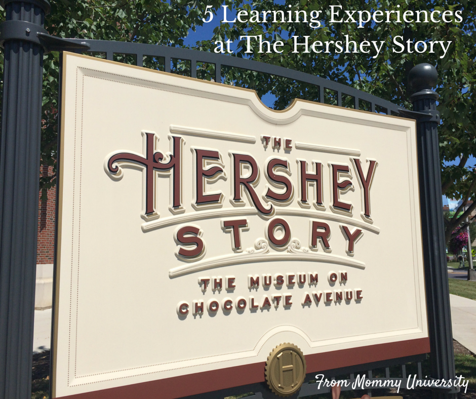 5 Learning Experiences at The Hershey Story