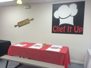 Chef It Up Room