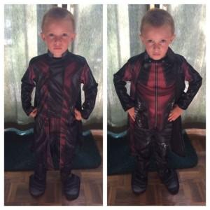 Hawkeye Costume