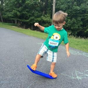Kick Flipper Balance