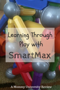 Learning Through Play with SmartMax-2