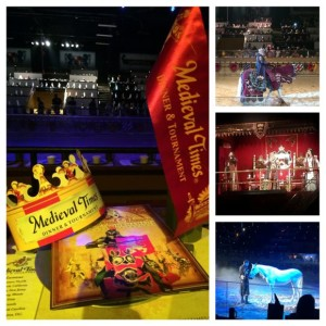 Medieval Times Collage