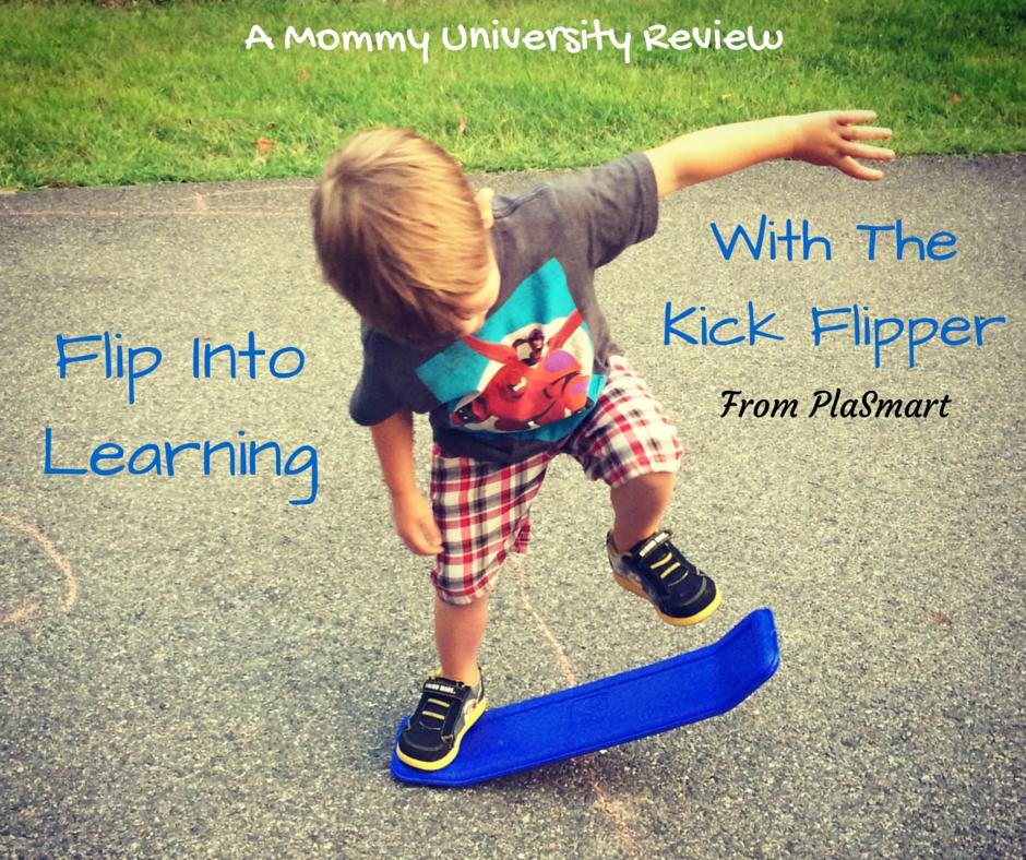 PlaSmart Kick Flipper