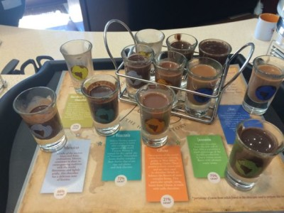The Hershey Story Adult Chocolate Tastings
