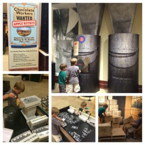 The Hershey Story Chocolate Workers Wanted