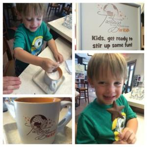 The Hershey Story Kids Chocolate Tastings