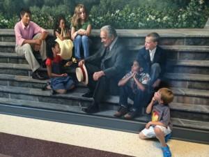 The Hershey Story Mural