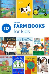 10 Awesome Books about Farms