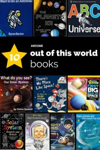 out of this world books