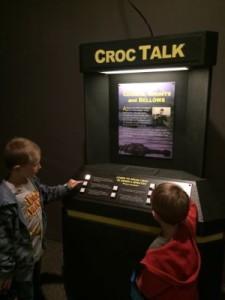 Academy Reptile Croc Talk